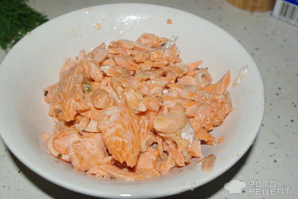Рецепт Финский суп с форелью фото