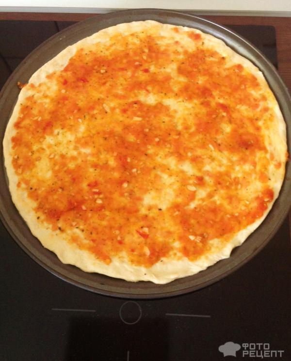 Как приготовить соус для итальянской пиццы