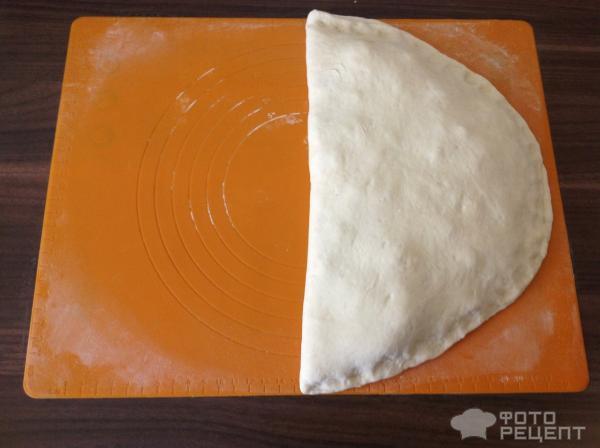 Рецепт Закрытая пицца кальцоне фото