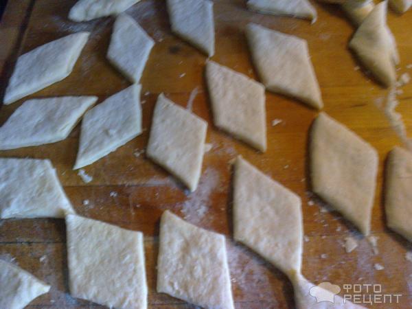 Рецепт настоящий Аварский хинкал фото
