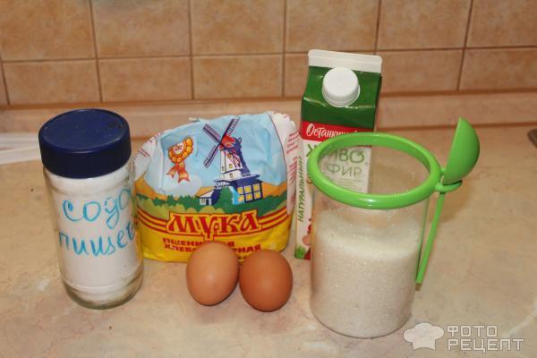 Рецепты из прокисшего кефира с фото