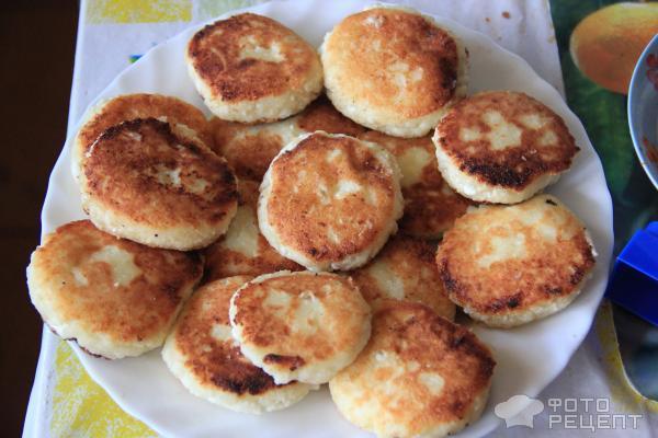 Сырники на манке рецепт с фото