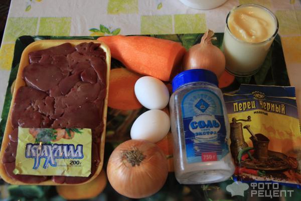 продукты для печеночного тортика