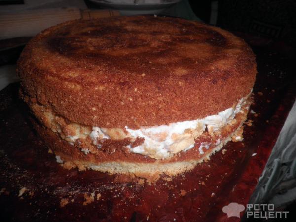 """Торт """"Медведь"""" – кулинарный рецепт"""