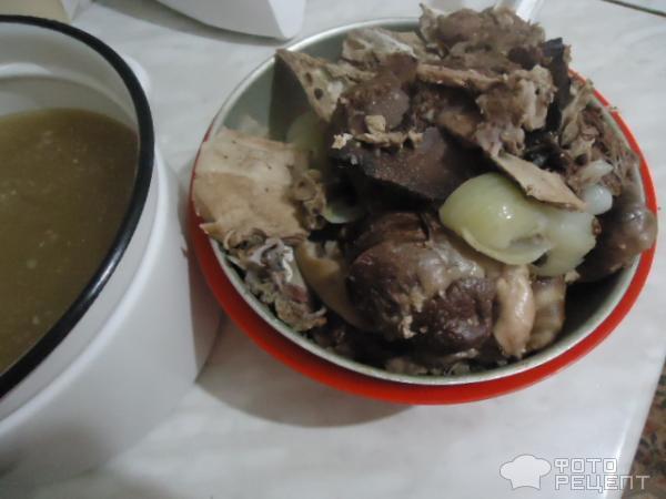 Зельц – кулинарный рецепт