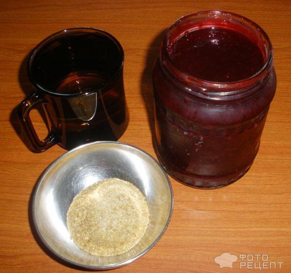 Рецепт домашнего желе из варенья