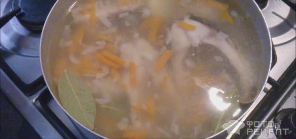 Рыбный суп из карпа рецепт с фото