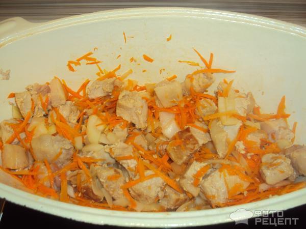 Тушеная капуста в утятнице рецепт с пошагово в