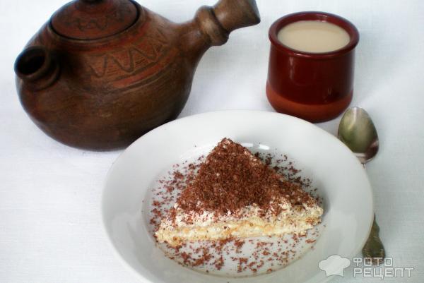 Бисквитный торт фото