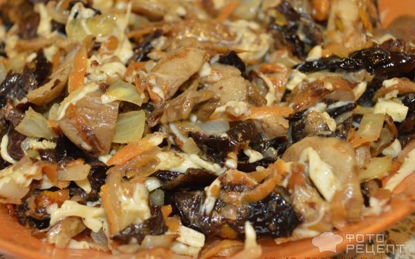 Приготовления баклажан как грибы жареные
