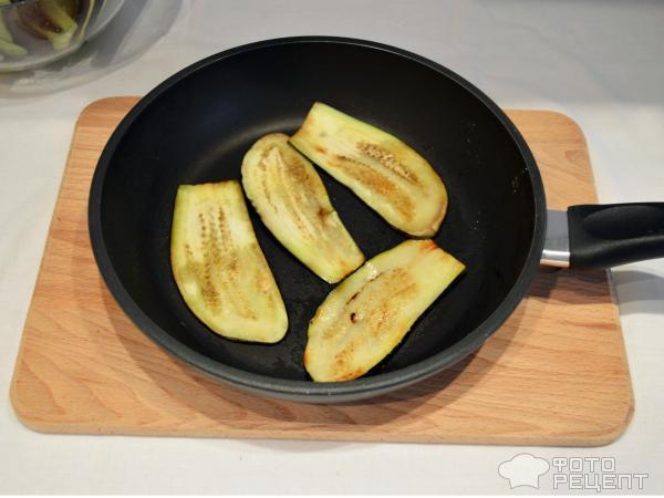 Баклажаны с творогом и орехами рецепт