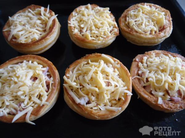 пицца порционная рецепт