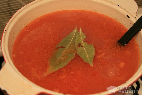 Суп Харчо фото