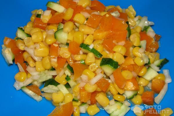 Диетические рецепты из кукурузы консервированной