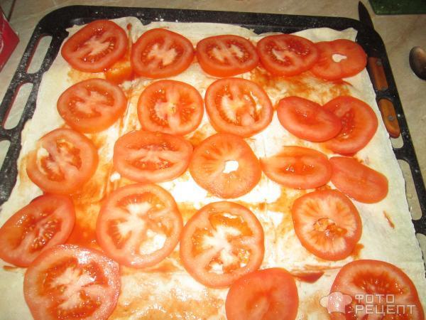 Пицца с дрожжевого теста рецепт с пошагово в духовке