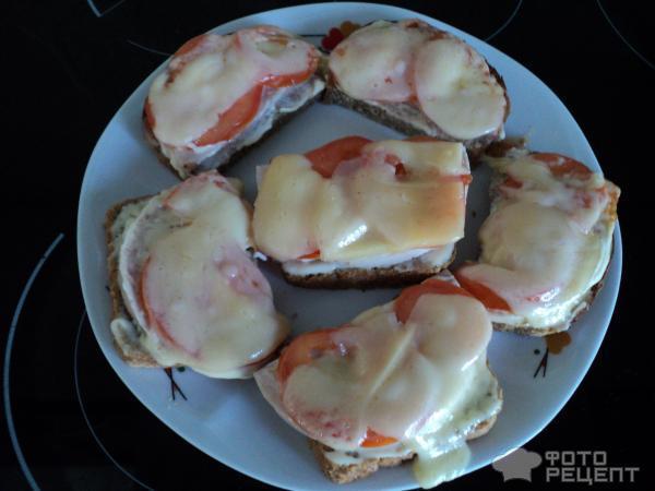 Бутерброды в батонеы