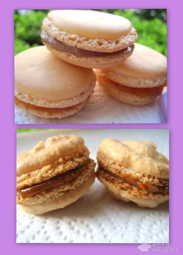Французское печенье макарон рецепт с фото