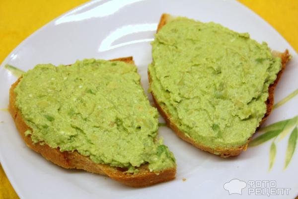 Закуска из творога и авокадо, пошаговый рецепт с фото