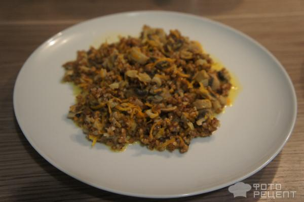 Гречка в сливочном соусе рецепт