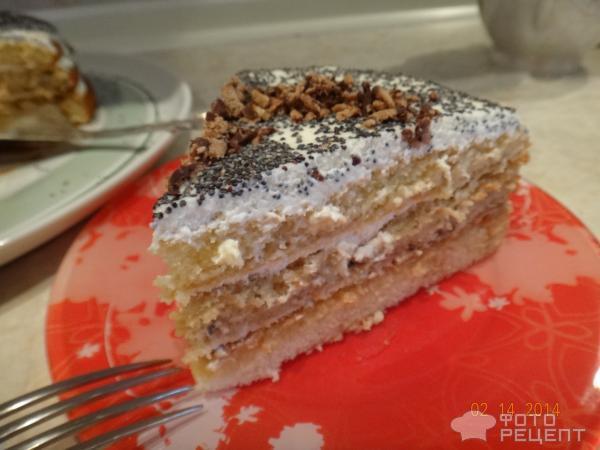 Торт Мечта жизни фото
