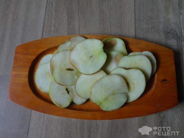Яблочные чипсы, пошаговый рецепт с фото