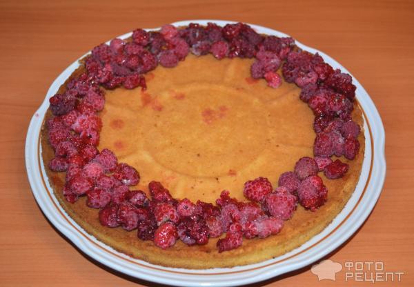 Торт со сгущенкой из готовых коржей рецепт с пошагово с фруктами