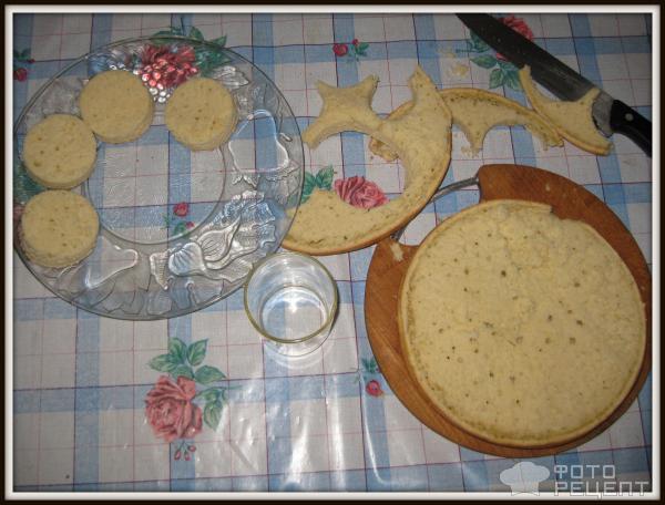 Торт Кружка пива фото