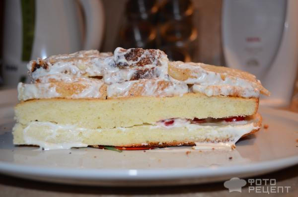 Торт Для моего защитника фото