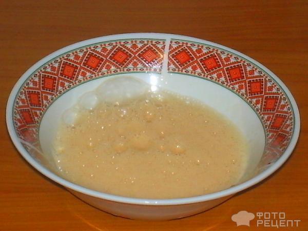 Суп яичный фото