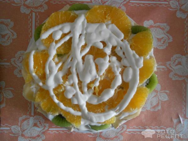 Пошаговый рецепт торт из зефира