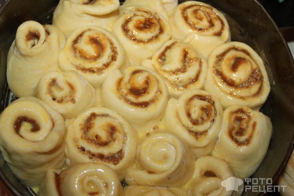 булочки со сгущёнкой рецепт с фото