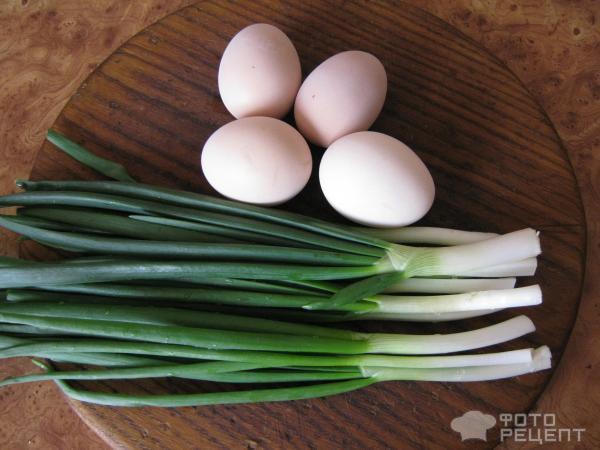 Яйцо лук рецепт