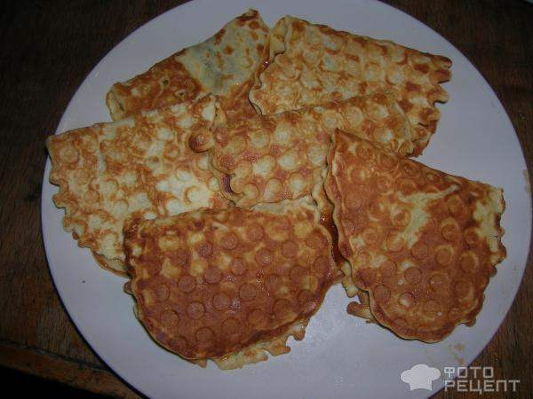 Вафли мягкие на сметане рецепт с пошагово