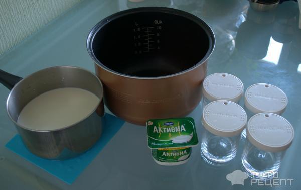 Йогурт в мультиварке марта рецепты с фото
