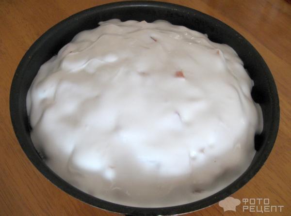 Безе в блендере рецепт в духовке