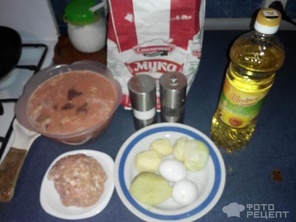 Печень со шпиком рецепт
