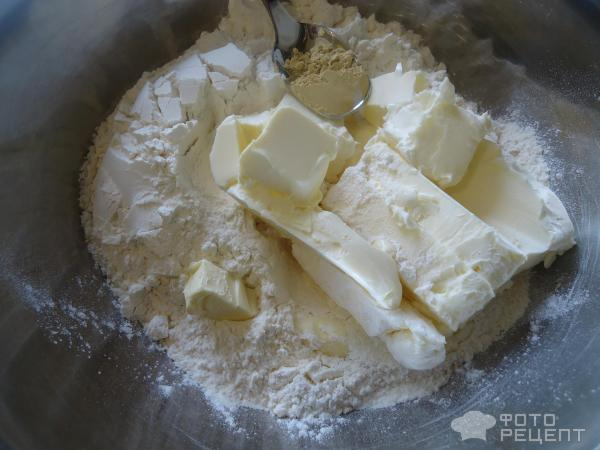 Имбирное печенье Пасхальное фото
