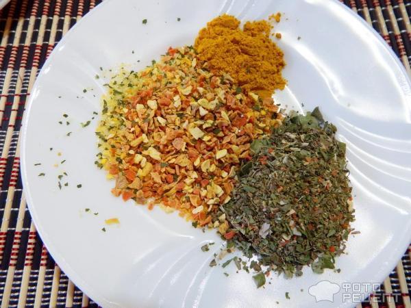 Индейка в чесночной заливке – кулинарный рецепт