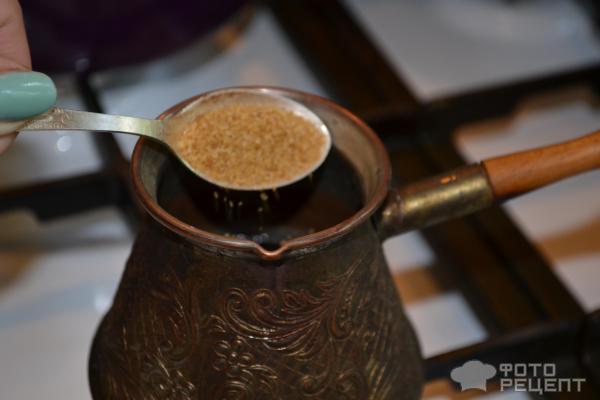 Как варить кофе в ковшике