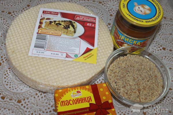 Пирог со сгущенкой и грецкими орехами! Такая вкуснятина, что ... | 400x600