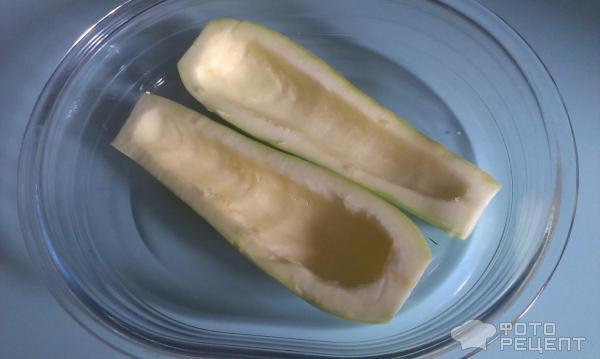 Кабачки в микроволновке фото