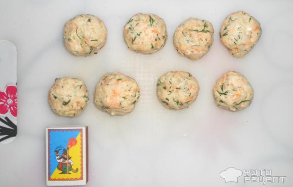 Фрикадельки рецепт детские