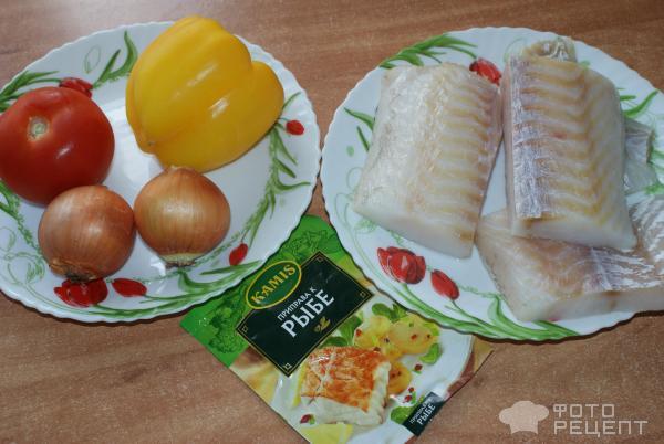 Диетические блюда из трески рецепты с фото