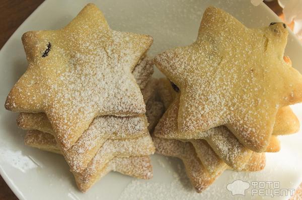 Печенье из молочной смеси рецепт с фото