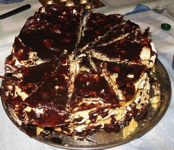 кушаем торт