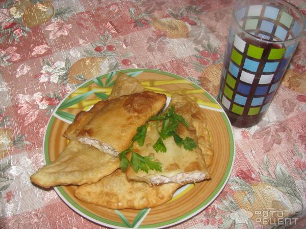 Правильные чебуреки рецепт с фото пошаговый
