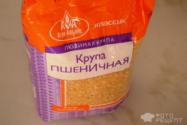 Рецепты с пшеничной крупы