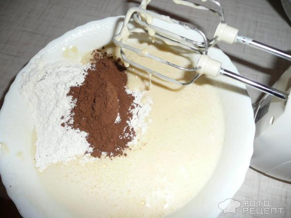Столовую ложку какао