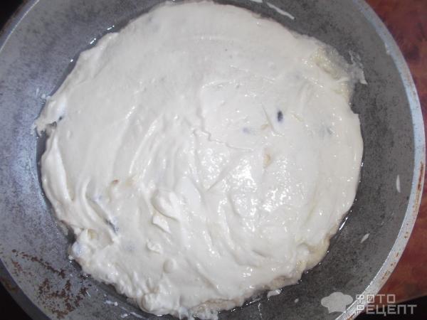 творожный пудинг манкой рецепт фото