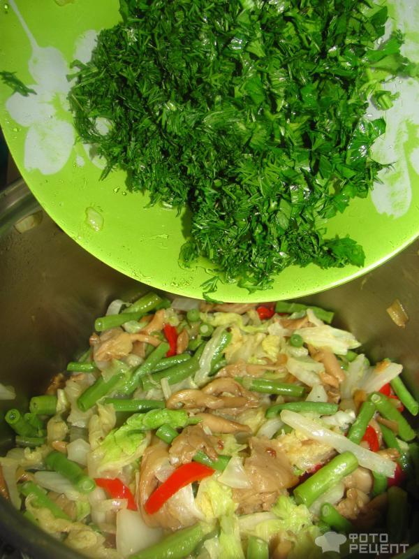 Рецепты с пекинской капустой с фото